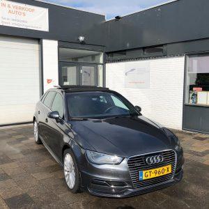 Audi A3 sportback E-tron S-line ex btw GT-960-X