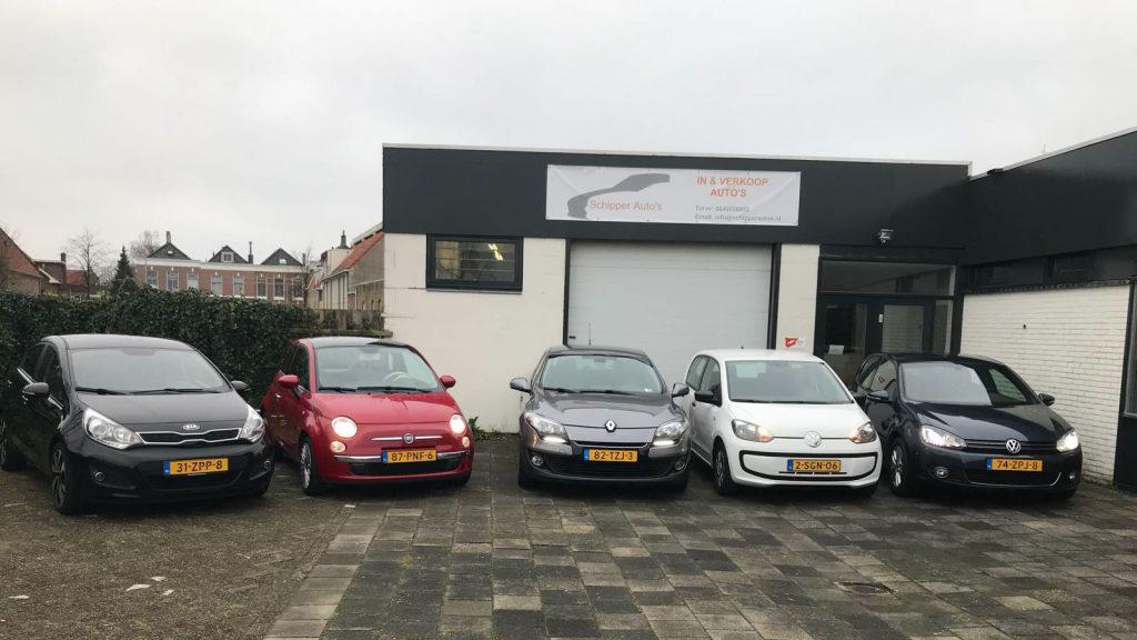 Schipper Auto's Oud-Beijerland